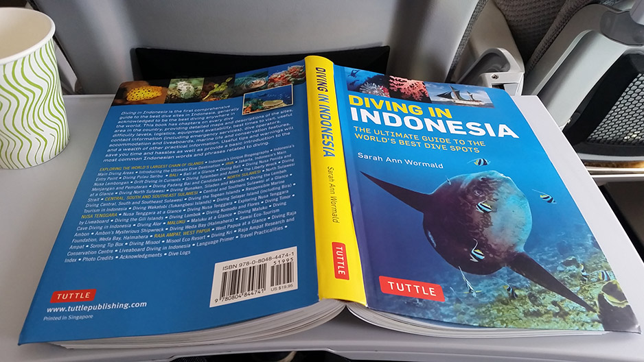 Diving in Indonesia book review